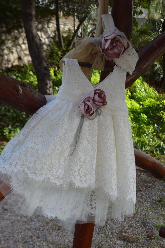 888e54ac5b6b Βαπτιστικά Ρούχα για Κορίτσι 10 | Γάμος & Βάπτιση στο Ηράκλειο Κρήτης